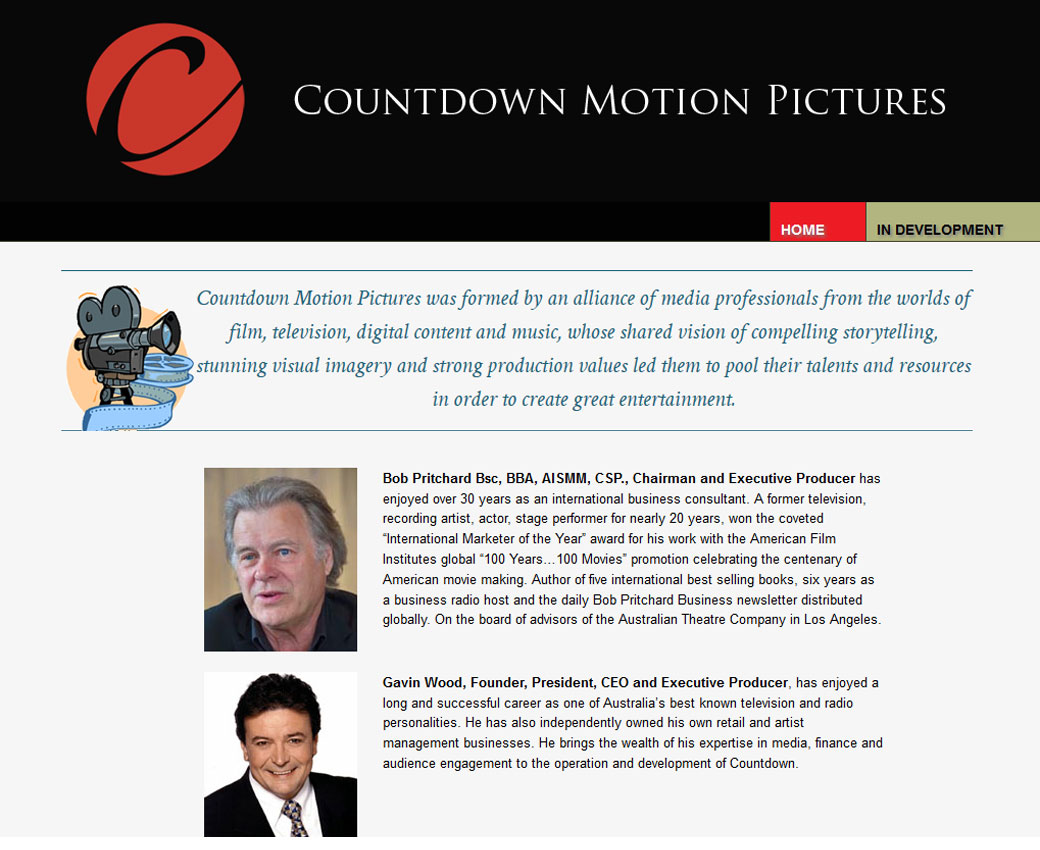 Countdown Motion Pictures