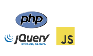 PHP, JQuery and JS image